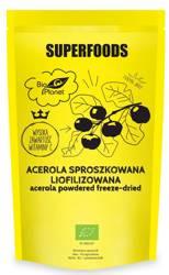 Acerola sproszkowana liofilizowana BIO 100 g