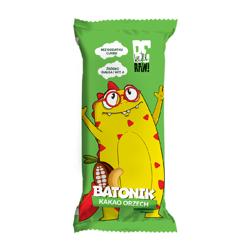 Baton bez dodatku cukru Orzech Kakao 25 g