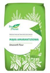 Mąka amarantusowa BIO 400 g