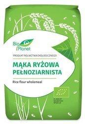 Mąka ryżowa pełnoziarnista BIO 1 kg