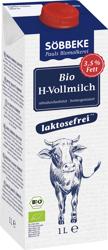 Mleko bez laktozy (3,5 % tłuszczu) BIO 1 l