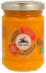 Pesto z marchewki i soczewicy BIO 130 g