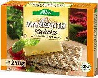 Pieczywo chrupkie amarantusowe BIO 250 g