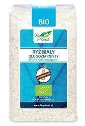 Ryż biały długoziarnisty bezglutenowy BIO 500 g