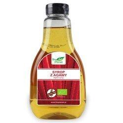 Syrop z agawy bezglutenowy BIO 660 g (478 ml)