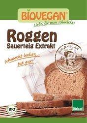 Zakwas chlebowy żytni w proszku BIO 30 g
