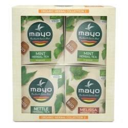 Zestaw herbatek ziołowych BIO (15 x 1,75 g + 5 x 1,5 g) 33,75 g