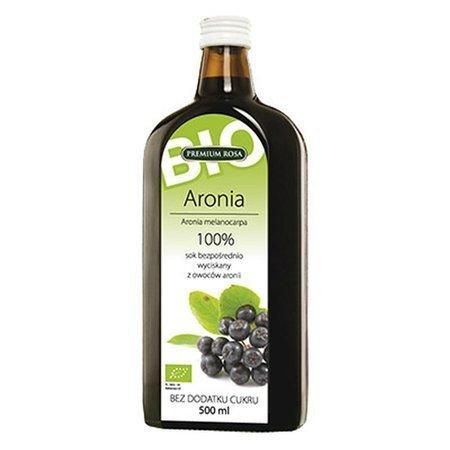 Aronia sok 100% BIO B/C 500 ml