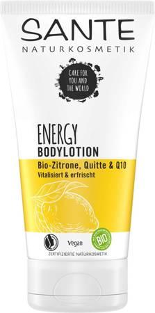 Balsam do ciała energy cytryna pigwa i koenzym q10 ECO 150 ml