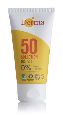 Balsam słoneczny SPF 50 100 ml