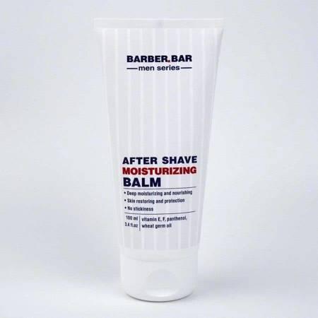 Barber.Bar Nawilżający Balsam Po Goleniu, 100 ml