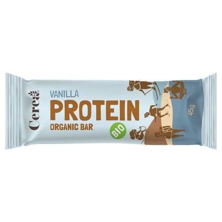 Baton proteinowy - Wanilia Cerea BIO, 45g