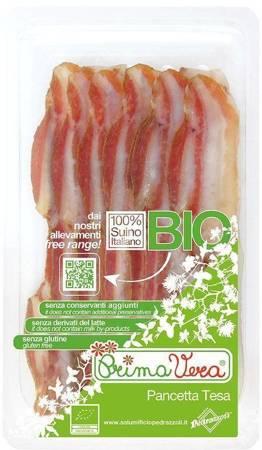 Boczek (pancetta) plastry bezglutenowy BIO 70 g