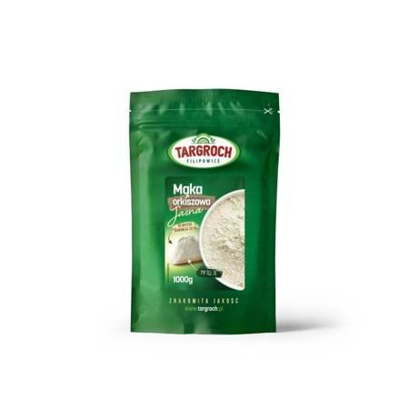 Mąka Orkiszowa Jasna (70) 1000 g