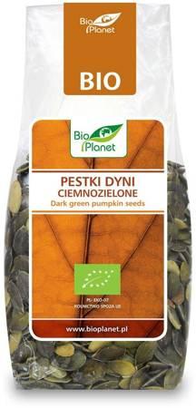 Pestki dyni ciemnozielone BIO 150 g