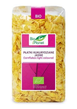 Płatki kukurydziane jasne BIO 250 g