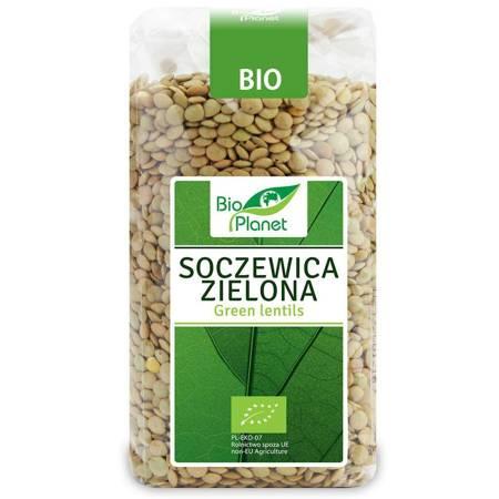 Soczewica zielona BIO 500 g