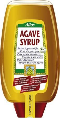 Syrop z agawy BIO 690 g (500 ml)