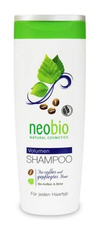 Szampon do włosów z kofeiną i wyciągiem z brzozy ECO 250 ml