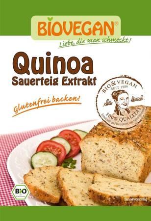 Zakwas chlebowy quinoa w proszku bezglutenowy BIO 20 g